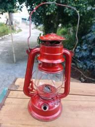 Lampião Lamparina Retrô Modelo Antigo