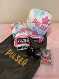 Kit Luvas de Boxe/Muay Thai R$ 150,00 cada