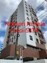 Apartamento no Bessa 3 Quartos, 3 vagas andar alto com moveis planejados.