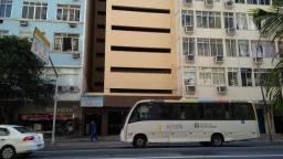 VAGA DE GARAGEM 802 possui 15 metros quadrados em Copacabana - Rio de Janeiro - RJ