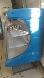 Freezer expozitor gelado