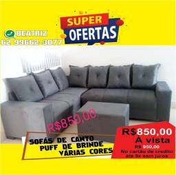 sofá novo sofá novo
