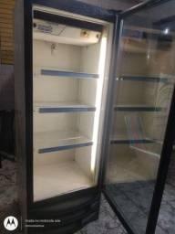Vendo geladeira expositora metal frio 220w