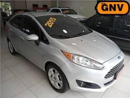 New Fiesta Sedan 1.6 2015 Completo+Gnv