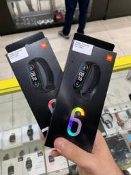 Xiaomi mi band 6+garantia e nota