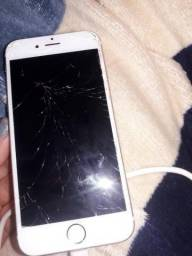 Título do anúncio: Iphone 6s com problemas