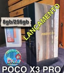 Smartphone Xiaomi Poco X3 Pro 8gb 256gb PROMOÇÃO