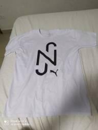 Camiseta Puma edição Neymar Jr