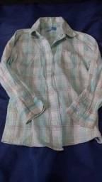 Lote de roupas de menino tamanho 3