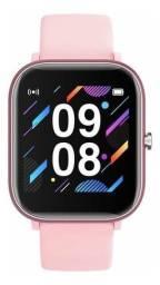 Relógio Inteligente Smartwatch Feminino Rose - Original - Novo Lacrado
