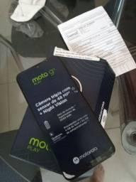 Moto g9 play (10 dias de uso)