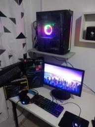 Pc gamer completo com placa de vídeo