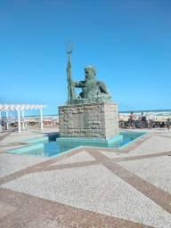 Alugo Kitnet Praia Grande - Ocian atrás do estacionamento do mercado Extra