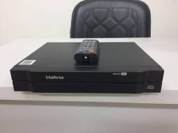 DVR Intelbras 1008 semi-novo c/ HD de 1TB completo