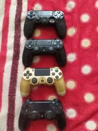 4 CONTROLE PS4 (RETIRADA DE PEÇA)