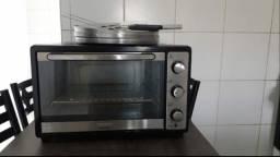 Título do anúncio: Forno elétrico de 37L e outros utensílios pizzaria- R$ 400,00