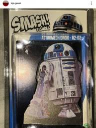 Miniatura Smash Astromech Droid R2 D2