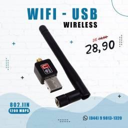 WIFI antena - Wireless USB 2.0