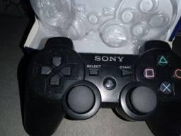 Controle Dualshock PS3