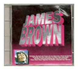 Cd - James Brown - Exclusive Collection - Usado