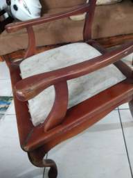 Cadeira estilo Versalhes
