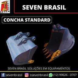 Concha modelo Standard