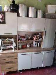 Guarda roupa e armário de cozinha