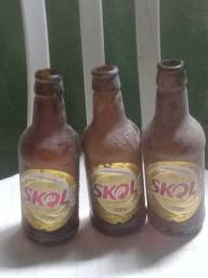 vende se garrafas skol de 300 ml.