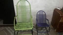 Vendo cadeiras de balanço R$ 150,00