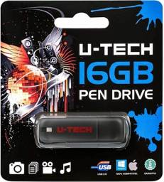 Título do anúncio: Promoção Pendeive U-Tech 16gb