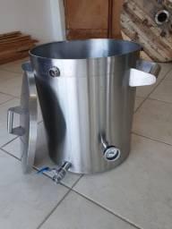 Panela de 50 litros Inox