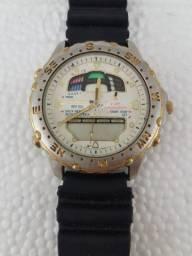 Relógio Citizen Promaster Wr100 Original No Estado Raro !!!! entrego