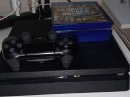 Playstation 4 ps4 5 jogos