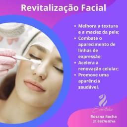 Título do anúncio: Revitalização Facial