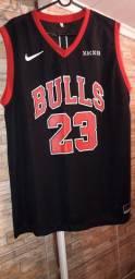 Vendo camisa Bulls 23