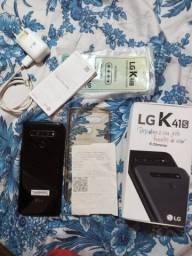 LG K41S VENDO OU TROCO EM OUTRO ! VAI COM NOTA FISCAL !
