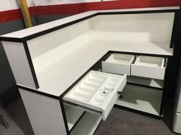 Balcão caixa