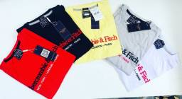 Título do anúncio: Camiseta arbercombrie