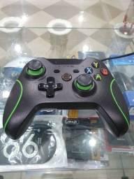 Título do anúncio: Controle de Xbox one com fio