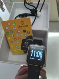 Relógio SmartWatch Champion MAC:E4:78 VER 31.01 (Sem uso)