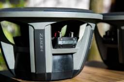 Título do anúncio: Subwoofer Hertz Hx300 (12 Pol. 1200watt - 4Ohm)
