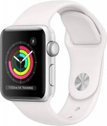 Apple Watch Series 3 38mm Silver Original Na Caixa 1 Ano De Garantia Apple