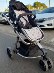 Vende carrinho de bebe Safity First MOBI rose gold