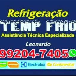 Título do anúncio: Conserto de geladeiras e máquinas de lavar microondas e climatizador