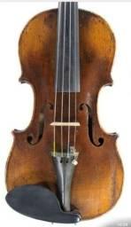 Violino antigo de autor Hopf