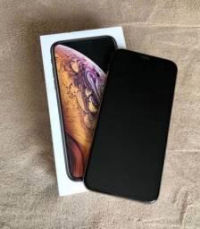 Vendo ou troco iPhone XS silver 256gb