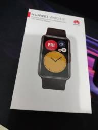 Huawei Watch Fit 1.64 Black Pulseira Graphite Black Tia-b09