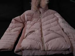 Jaqueta de nylon nova