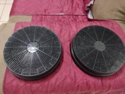 Título do anúncio: Filtro da carvão ativado da coifa Tramontina mod. Vetri 60cm ou 90cm