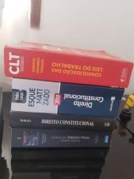 20 livros de Direito